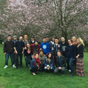 Landscape Horticulture Specialist Certificate - Class of Spring 2015