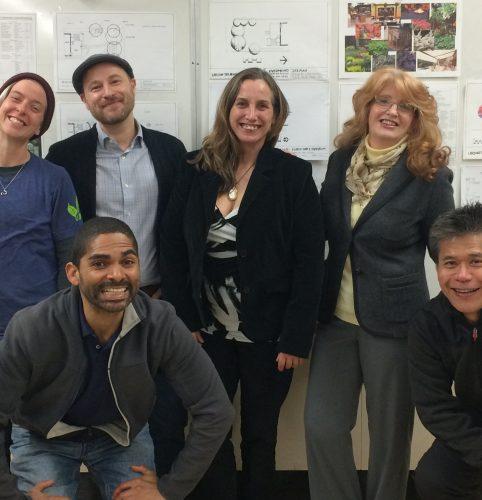 Ecological Landscape Design Grads 2017