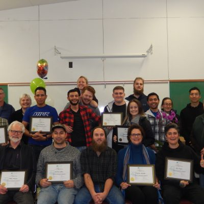 Residential Landscape Technician Diploma – 2018 Graduates